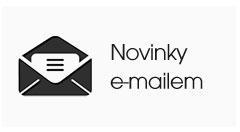 Novinky E-mailem