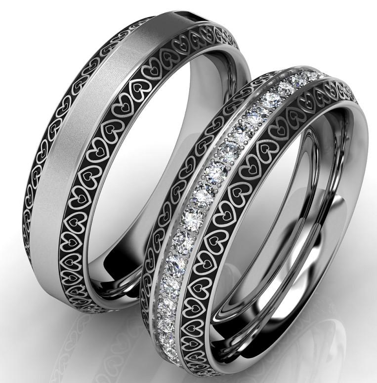 Jak vybrat snubní prsteny?