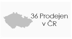 Prodejny v ČR